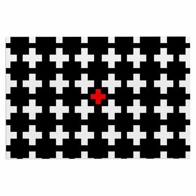 Swiss Cross Doormat