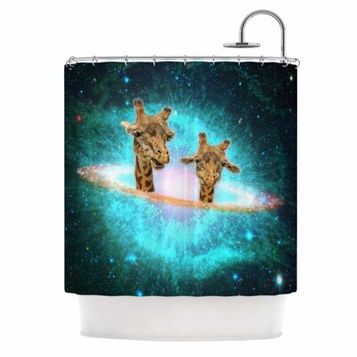 Fred & Larry Fantasy Shower Curtain