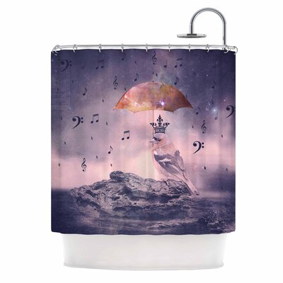Down Pour Shower Curtain