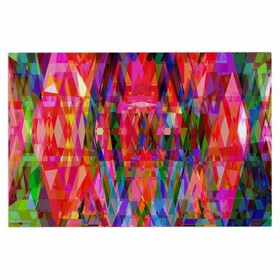 Geo-Prism Doormat
