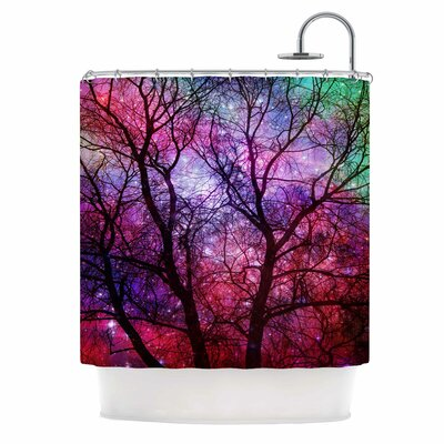 'Starry Night' Shower Curtain