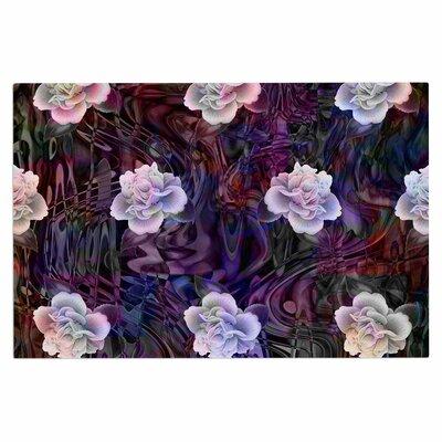 Rosa Doormat