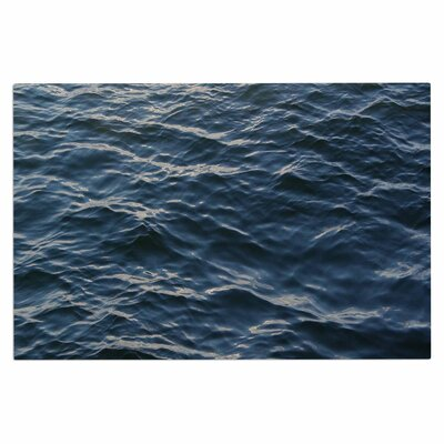 Deep Water Nautical Decorative Doormat