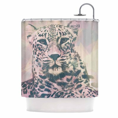 Tawny Shower Curtain