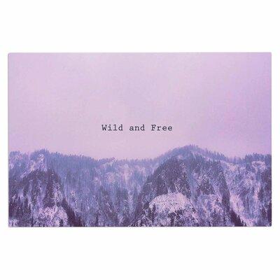 Wild and Free 2 Doormat