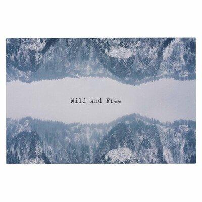 Wild and Free Doormat