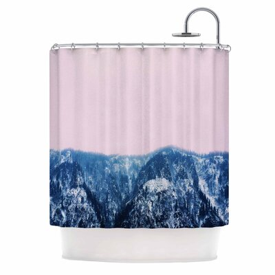 Naked Wild Digital Shower Curtain