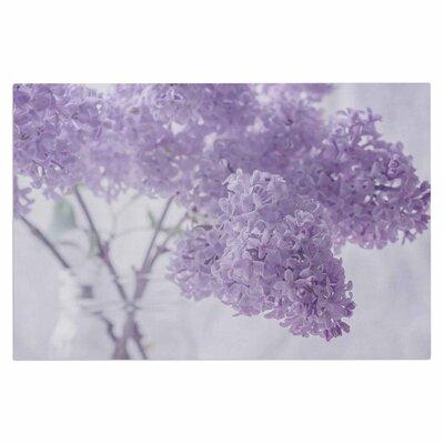'Lilacs' Doormat