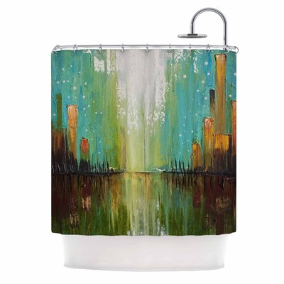 Twilight Imaginings Shower Curtain