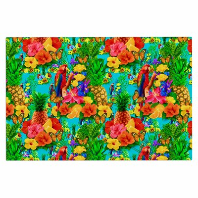 Tropical Style Doormat