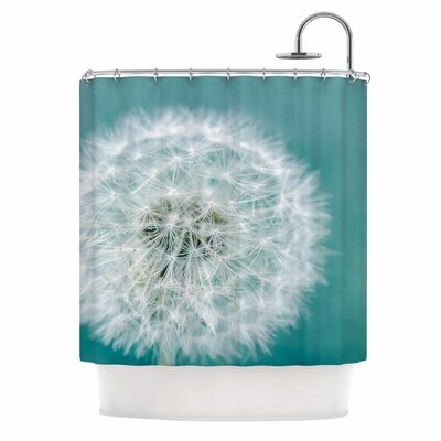 Puff Photography Shower Curtain