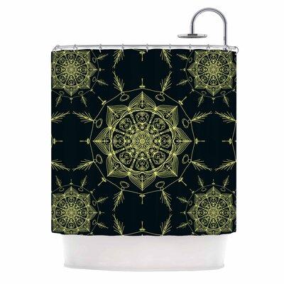 Mystic Ll Shower Curtain