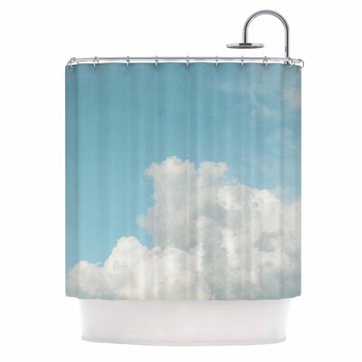 Summer Sky 3 Photography Shower Curtain