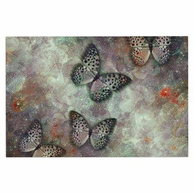 World of Butterflies Doormat
