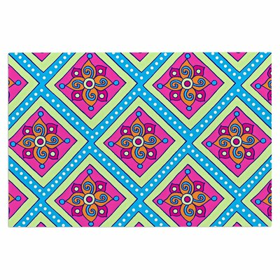 Colorful Diamonds Doormat