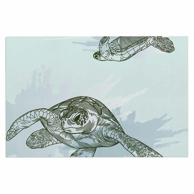 Sea Turtles Doormat