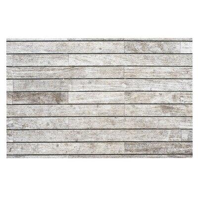 Wooden Walk Doormat