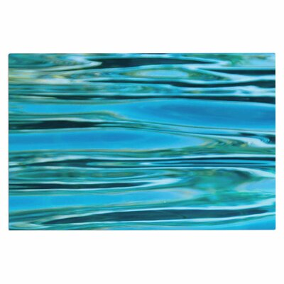 Blue Water Doormat