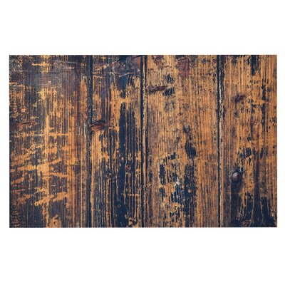 Barn Floor Rustic Decorative Doormat