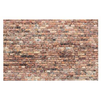 Rustic Bricks Doormat