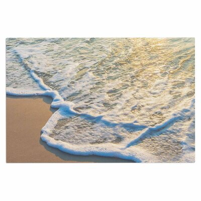 Ocean Beach Water Doormat