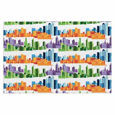 Australian Cities Doormat