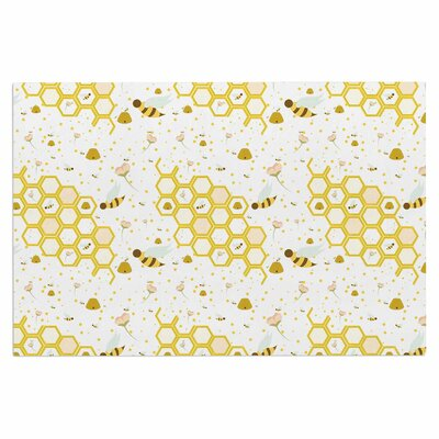 Honey Bees Doormat