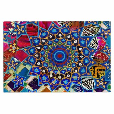 Ethnic Explosion Arabesque Decorative Doormat