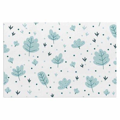Leaves Pattern Doormat