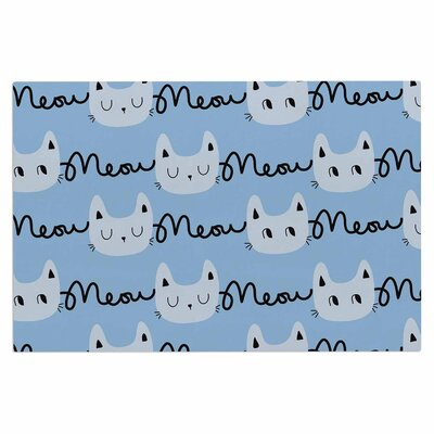 Meow Meow Cats Decorative Doormat