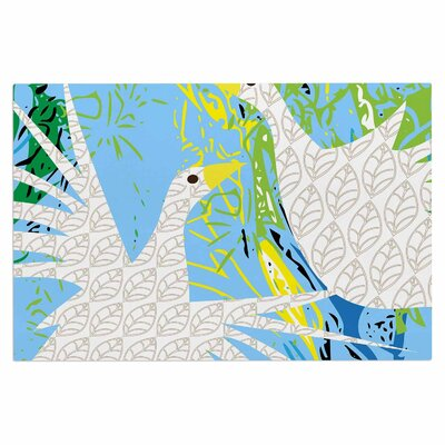 Pond Birds Doormat