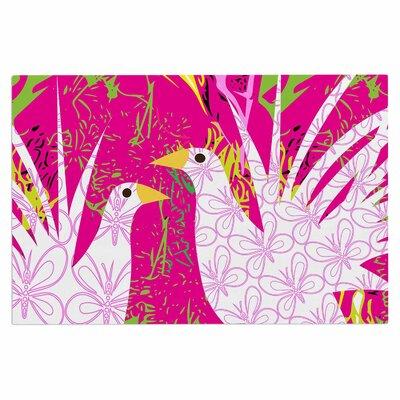 Fruit Birds Doormat