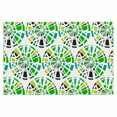 Precious Emerald Doormat
