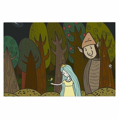 Enchanted Forest Doormat