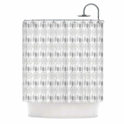 Dreams Digital Shower Curtain