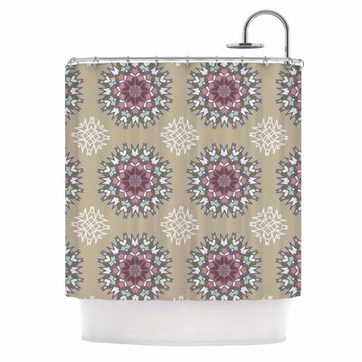 Princess Shower Curtain Color: Pink