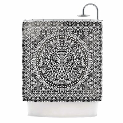 Mandala Bandana Shower Curtain
