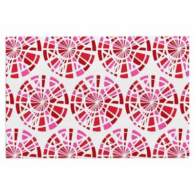 Precious Ruby Doormat