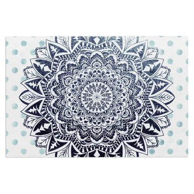 Dots Mandala Doormat