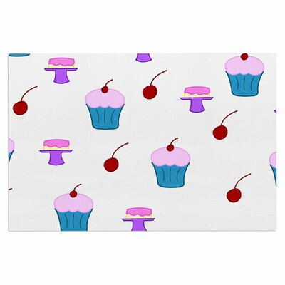 Sweet Treats Food Decorative Doormat