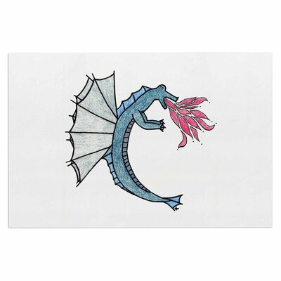 Water Dragon Doormat