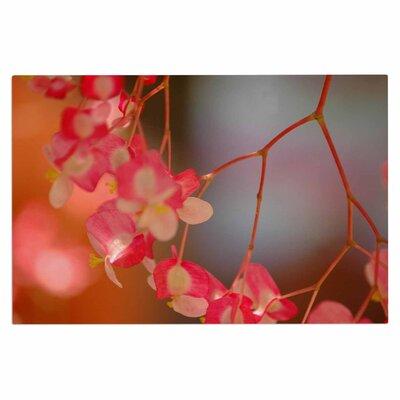 Hanging Flowers Doormat