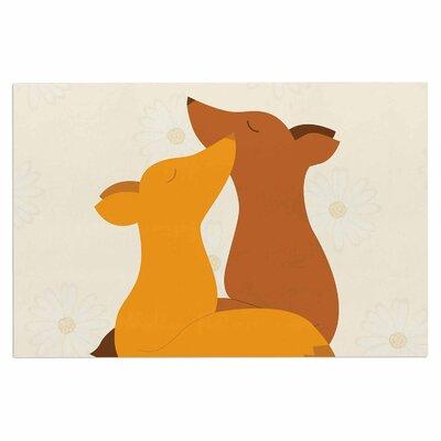 Foxy Love Doormat