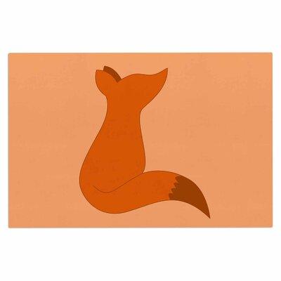 Fox Doormat