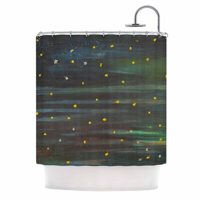 Star Fields Shower Curtain