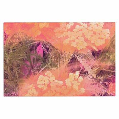 'Yellow Wildflowers' Doormat