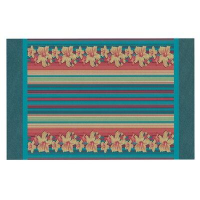 Mahalo Denim Stripe Doormat