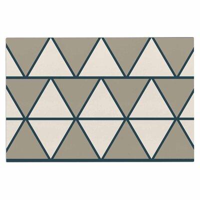 Sandstone Triangles Doormat