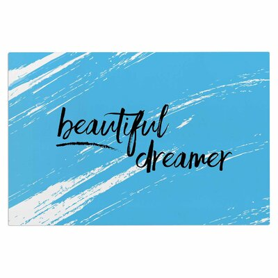 Beautiful Dreamer Doormat