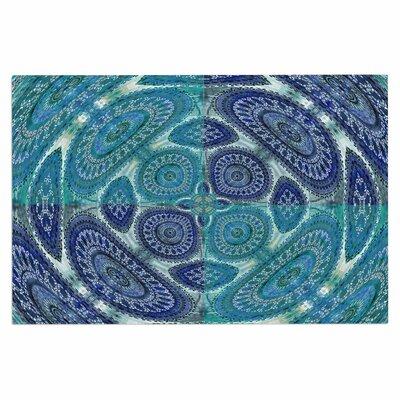Mandala World Doormat